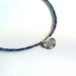 elegancki,drobny,romantyczny,geometryczny - Naszyjniki - Biżuteria