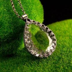 nehesi,naszyjnik,wisior,srebrny,boho,górskim - Naszyjniki - Biżuteria