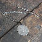 Naszyjniki naszyjnik srebrny,naszyjnik na prezent