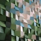 Obrazy mozaika,drewniany,handmade,las,natura