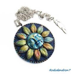 efektowny,nietypowy,kolorowy,delikatny,subtelny, - Wisiory - Biżuteria