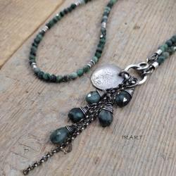 surowy - Naszyjniki - Biżuteria