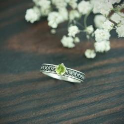 retro,zdobiona obrączka,elegancki, - Pierścionki - Biżuteria