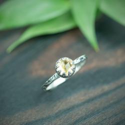 retro,roślinny,boho,romantyczny,ażurowy - Pierścionki - Biżuteria