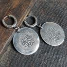 Kolczyki kolczyki srebrne,kolczyki wiszące,na prezent