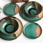 Ceramika i szkło ceramika,hand made,talerz,miseczka,talerzyk
