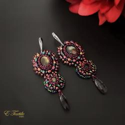 kobiece,barwne,eleganckie - Kolczyki - Biżuteria