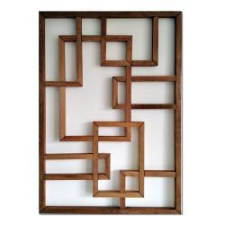 dekoracja ścienna,obraz drewniany - Obrazy - Wyposażenie wnętrz