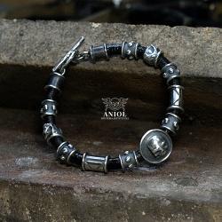 surowa biżuteria dla mężczyzn,brasoleta męska - Dla mężczyzn - Biżuteria
