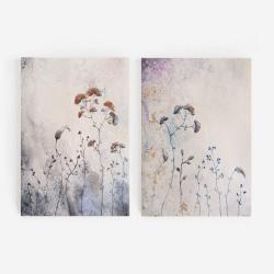 akwarela,trawy - Obrazy - Wyposażenie wnętrz
