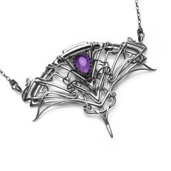 elficki,dla mamy,rocznica,prezent - Naszyjniki - Biżuteria