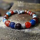 Bransoletki surowa bransoleta,biżuteria ręcznie robiona