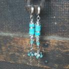 Kolczyki kolczyki wiszące,kolczyki na prezent