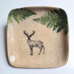 Talerz ceramika - Ceramika i szkło - Wyposażenie wnętrz