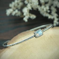 ornamenty,romantyczna,retro, - Bransoletki - Biżuteria