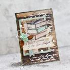Kartki okolicznościowe dla nauczyciela,podziękowanie,kartka,książki