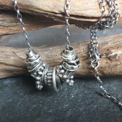 naszyjnik na prezent,naszyjnik srebrny - Naszyjniki - Biżuteria