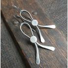 Kolczyki kolczyki wiszące,kolczyki ze srebra