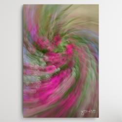 abstrakcyjne kwiaty,abstrakcja,abstrakt,kwiaty - Obrazy - Wyposażenie wnętrz