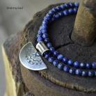 Naszyjniki etno naszyjnik,etno biżuteria,mandala
