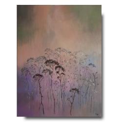 obraz,akyl,trawy,jesień - Obrazy - Wyposażenie wnętrz