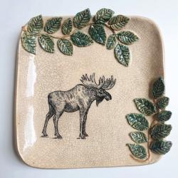 Szkliwo,ceramika,talerz,naczynie - Ceramika i szkło - Wyposażenie wnętrz