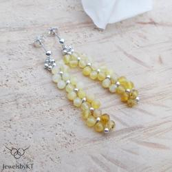 srebro,kolory wakacji,lekkie kolczyki,JewelsbyKT - Kolczyki - Biżuteria