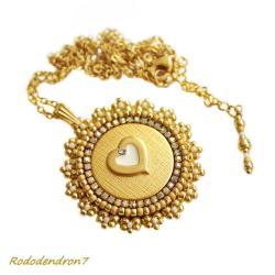 delikatny,subtelny,efektowny,romantyczny - Wisiory - Biżuteria