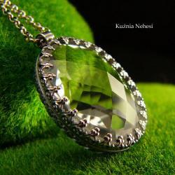 nehesi,naszyjnik,wisior,srebrny,srebra,górskim, - Naszyjniki - Biżuteria