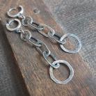 Kolczyki kolczyki wiszące,kolczyki długie,na prezent