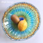 Ceramika i szkło szkło,fusing,misa,miska