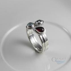 pierścionek urodzeniowy, - Pierścionki - Biżuteria